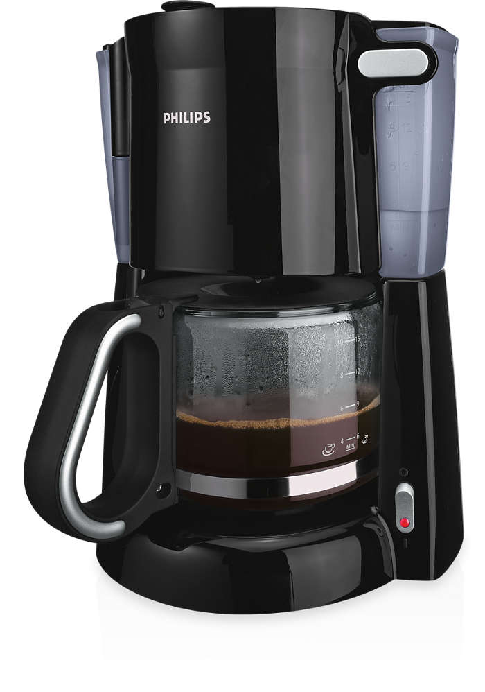 Cafea la filtru, uşor de pregătit