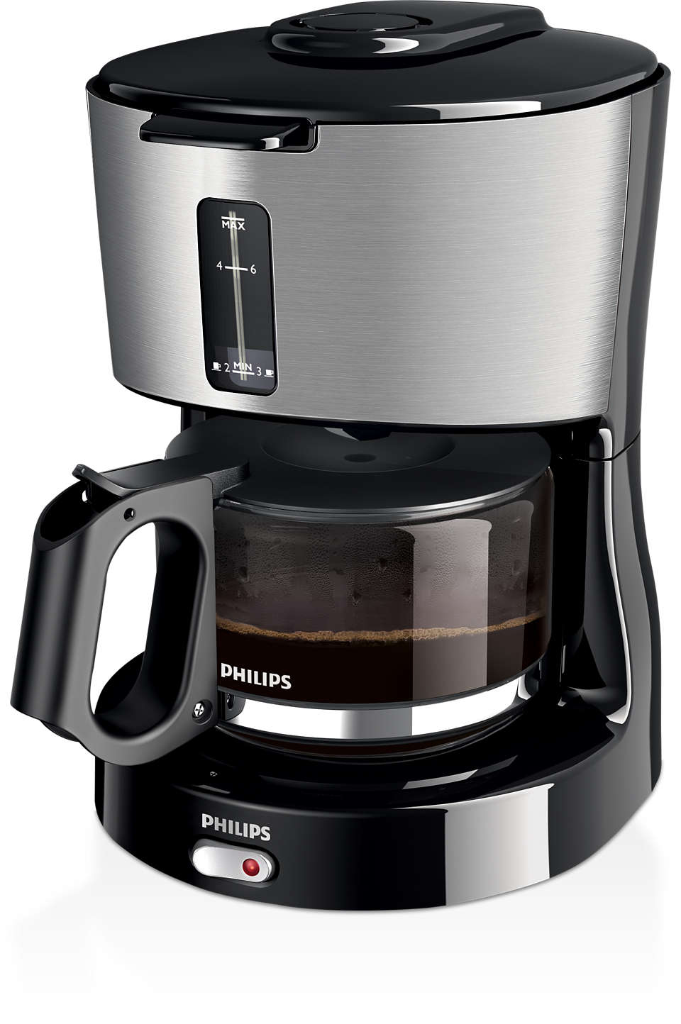 Good drip filter coffee, easily prepared