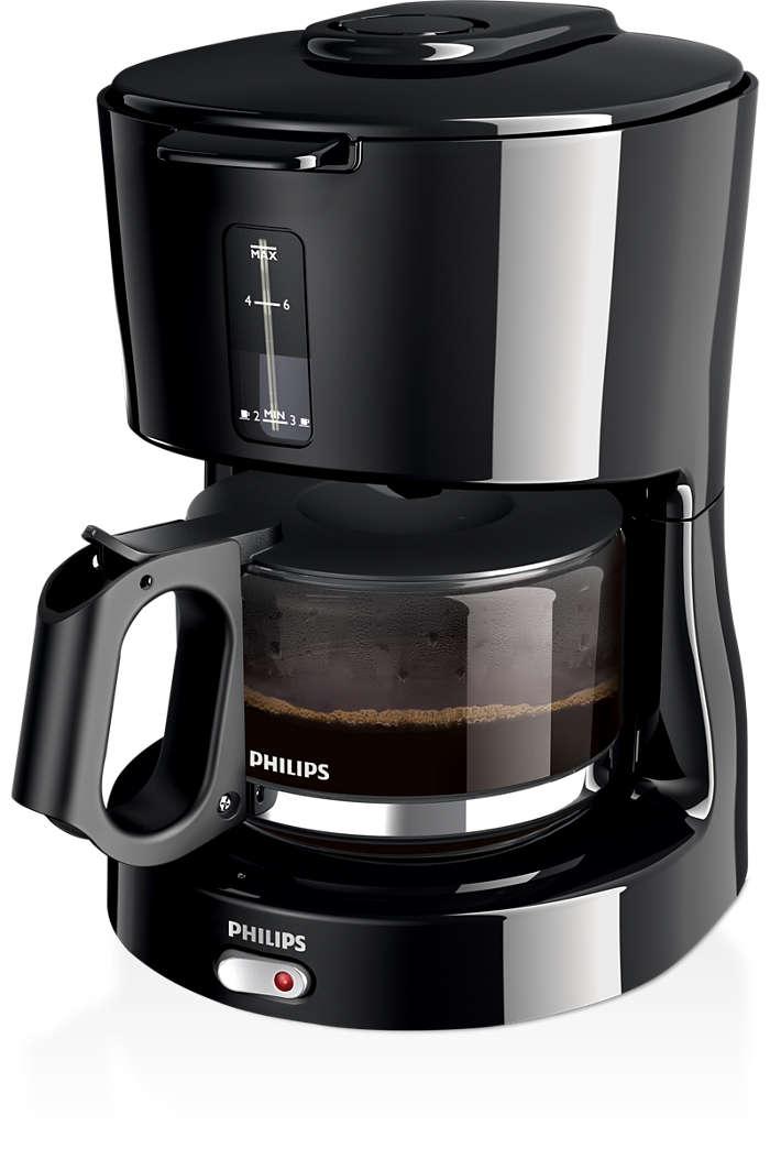 Un buen café de goteo, fácil de preparar