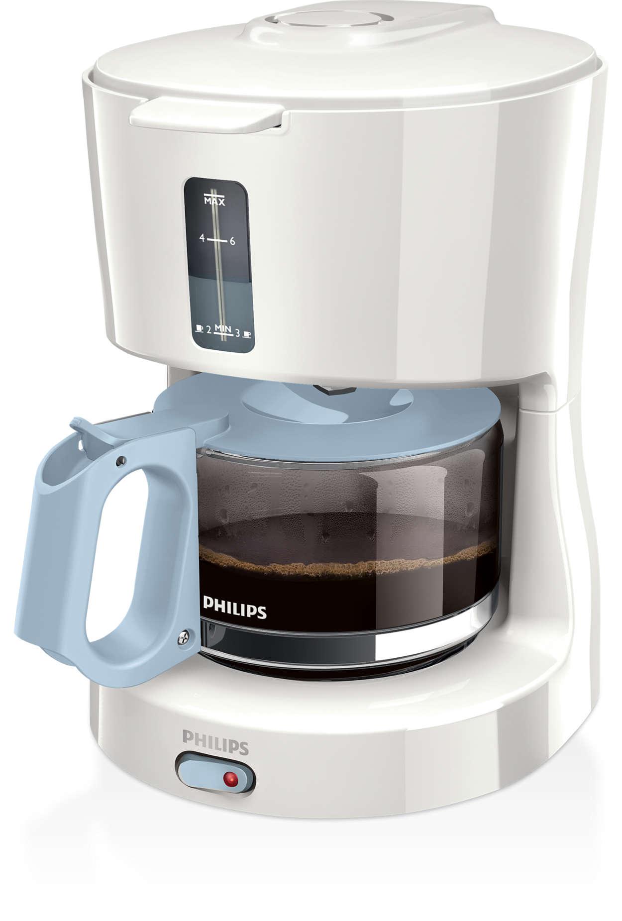 Dobrá filtrovaná káva, jednoduše připravená