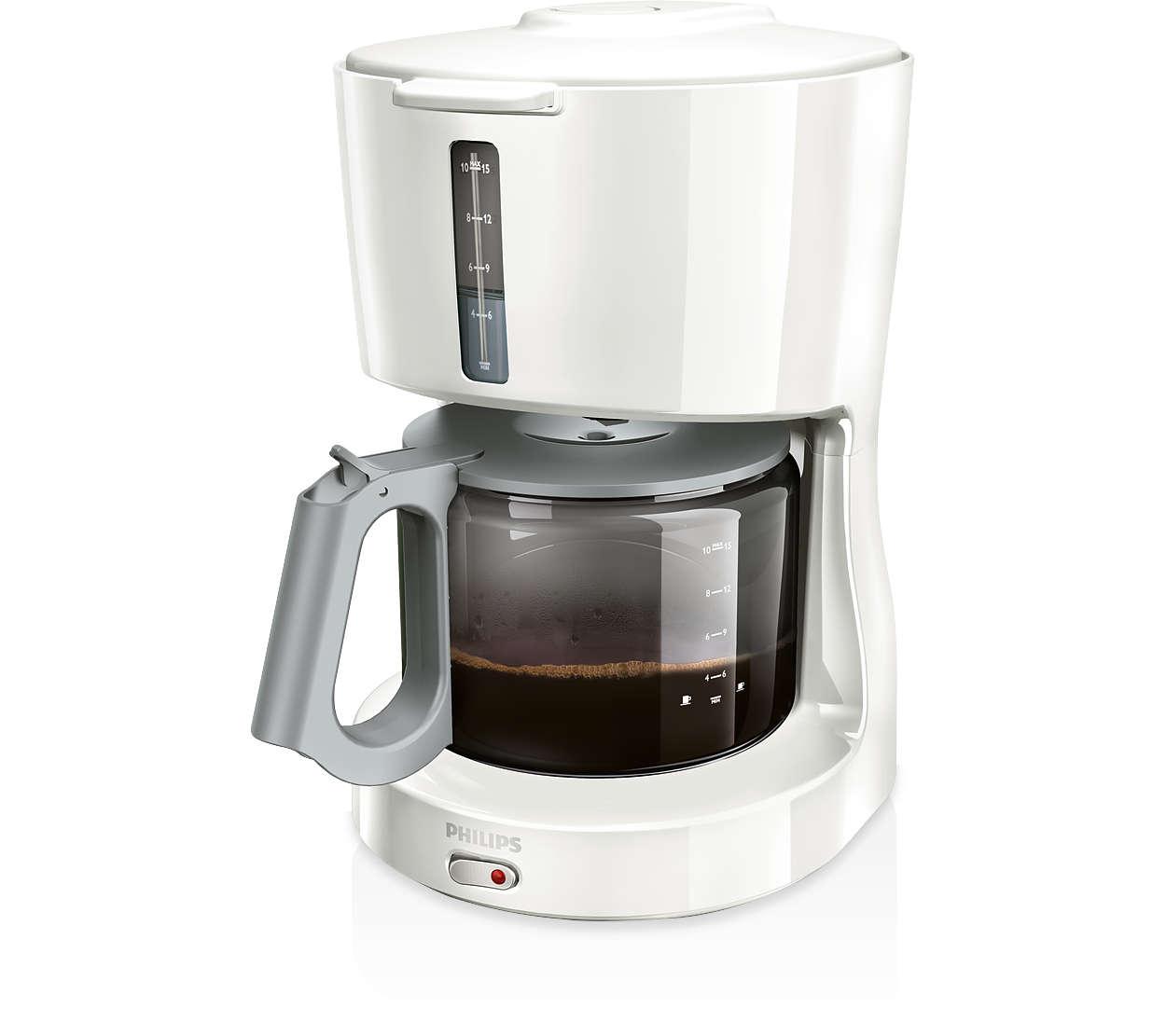 Nemt at lave god kaffe