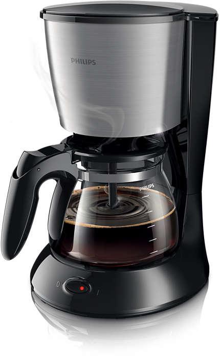 Simplemente disfrute de su café