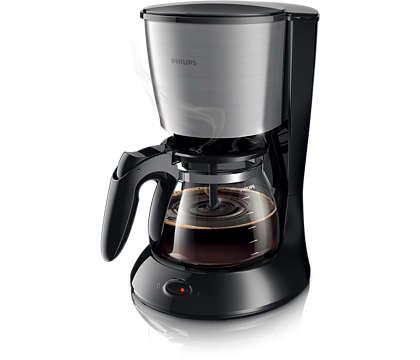 輕鬆享受您的咖啡