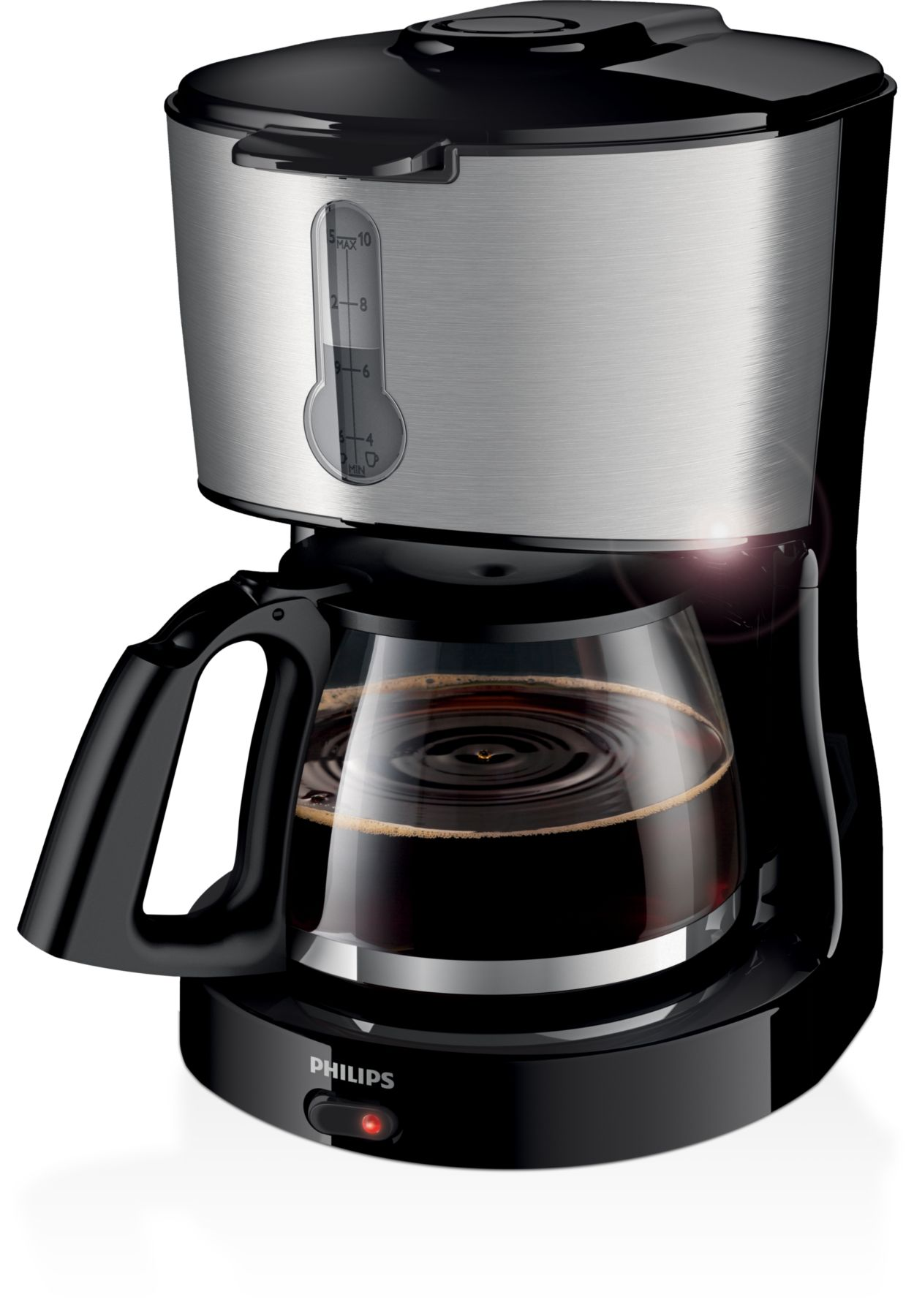 How Does Philips Coffee Maker Work : Viva Collection Coffee maker HD7458/00 Philips