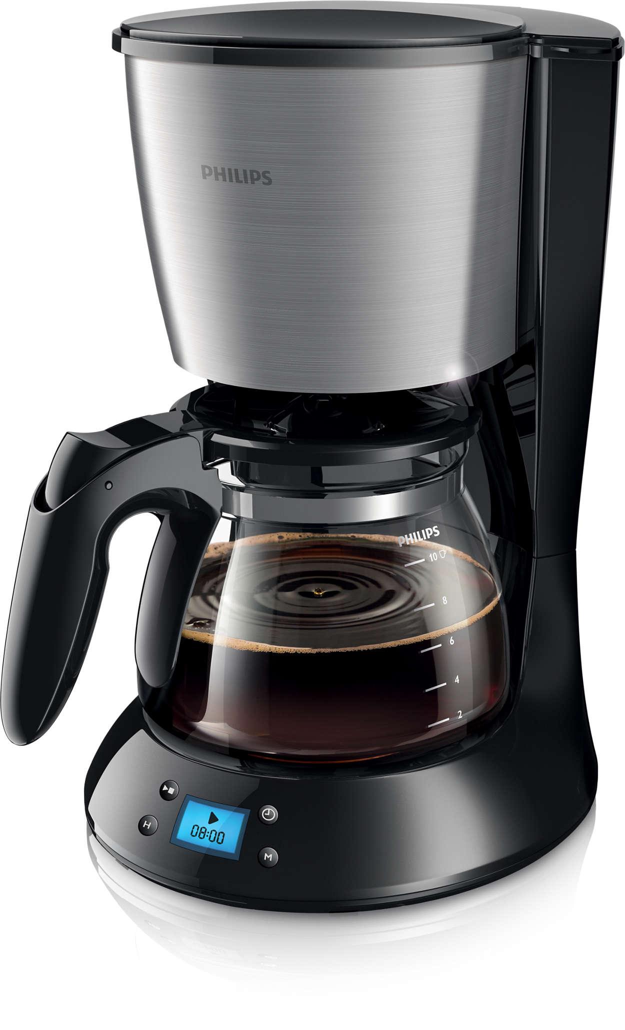 Kerrassaan hyvää kahvia