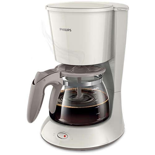 Daily Collection Kávovar se skleněnou konvicí