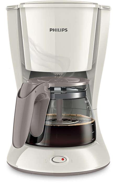 Ganske enkelt nydelig kaffe