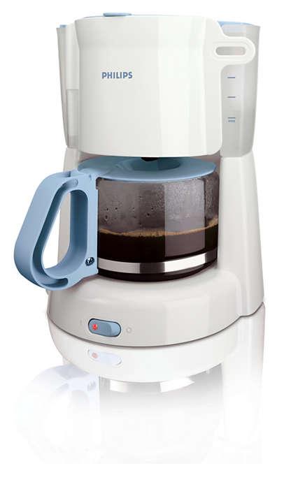 Eenvoudig lekkere koffie