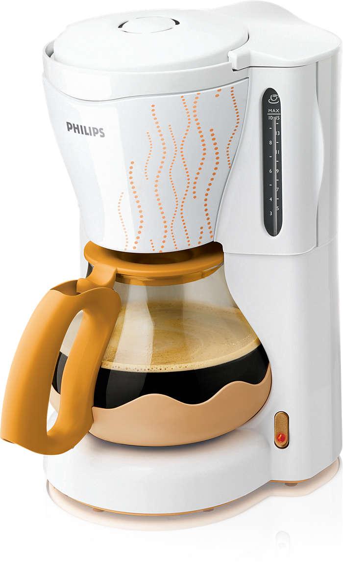 Prosty sposób na prawdziwą kawę