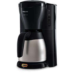 Café Gaia Kaffemaskine