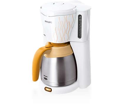 Original coffee, effortlessly