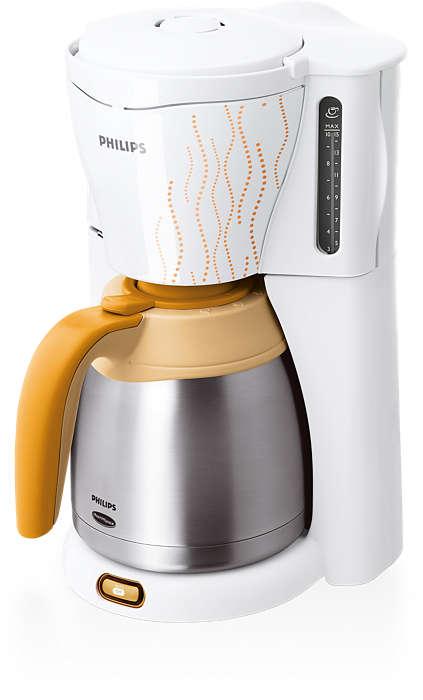 Aitoa kahvia helposti