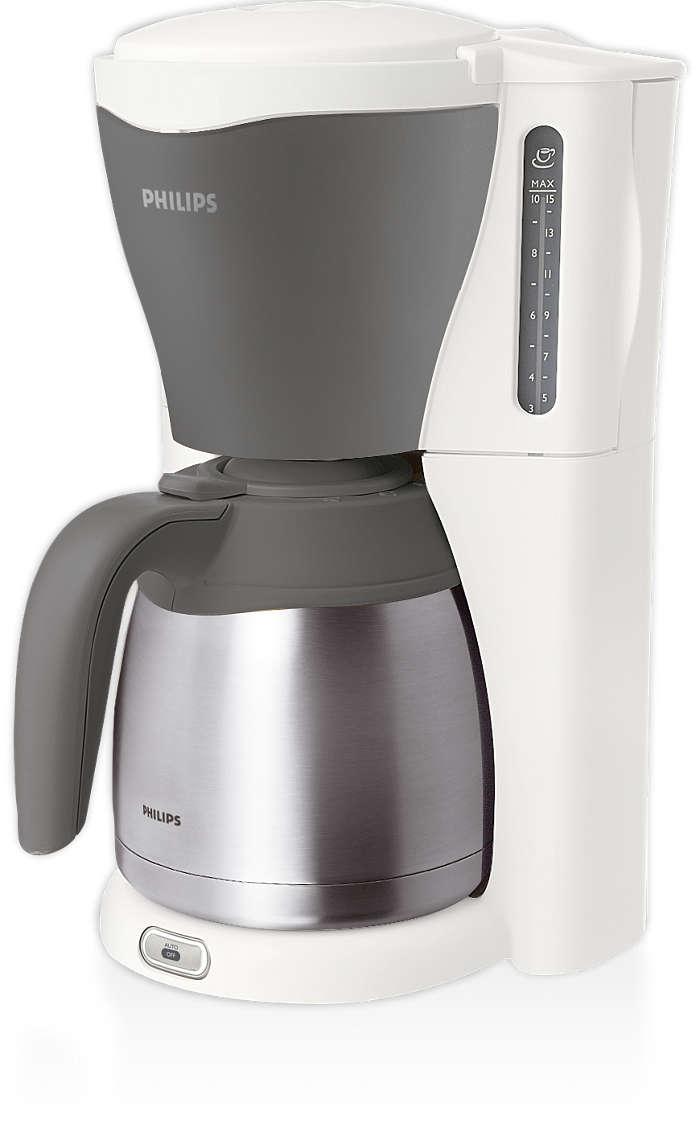 Cafea autentică, fără efort