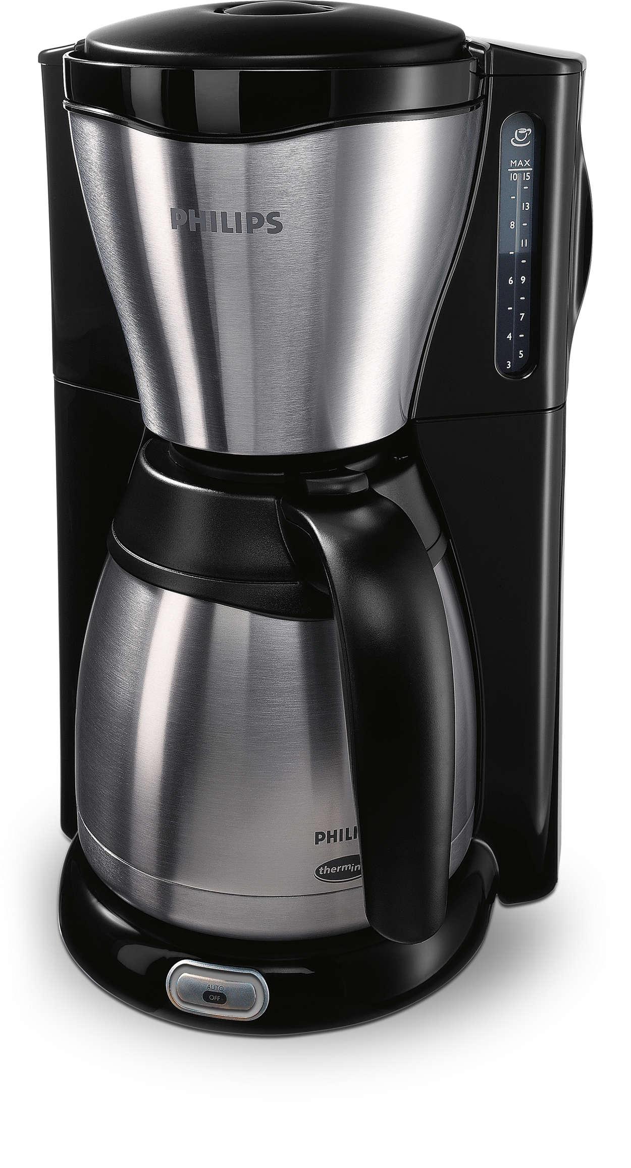 Café quente e delicioso, no nosso design emblemático