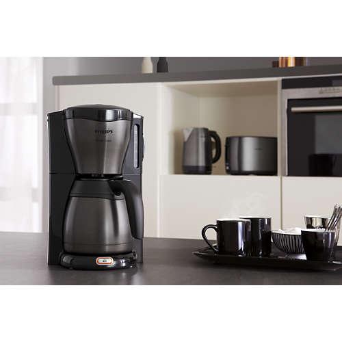 Café Gaia Kaffeemaschine