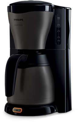 Café Gaia Kaffeemaschine HD754780  Philips ~ Kaffeemaschine Heißer Kaffee