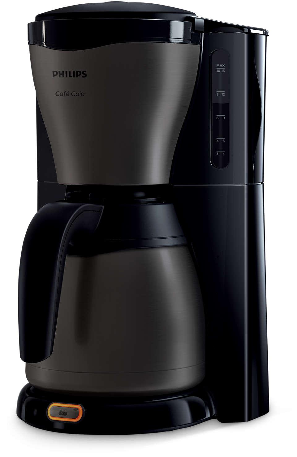 經典設計,泡製美味熱咖啡