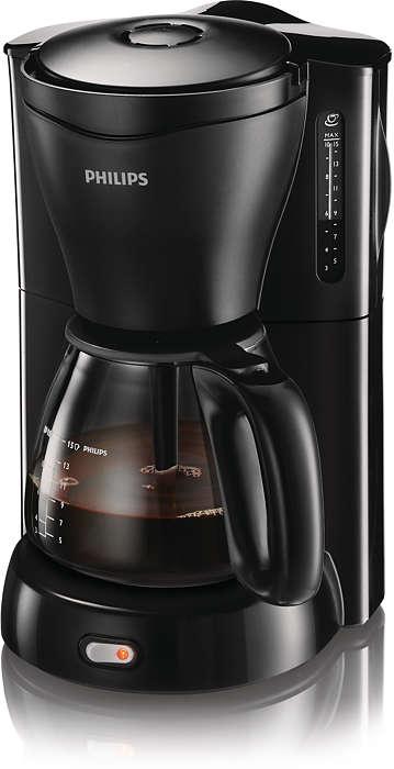 Heerlijke koffie tot en met de laatste druppel
