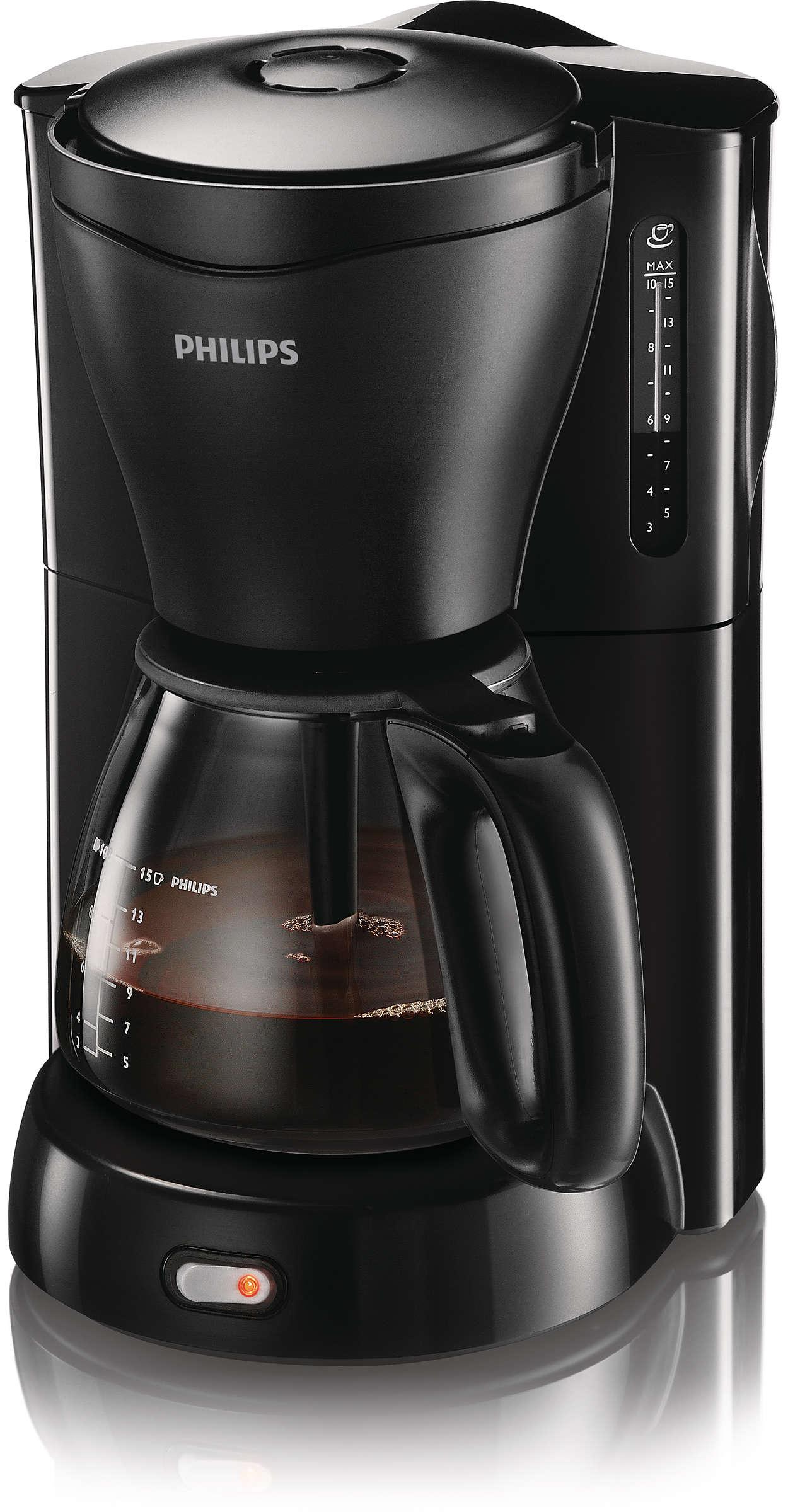 Fantastisk kaffe til siste dråpe