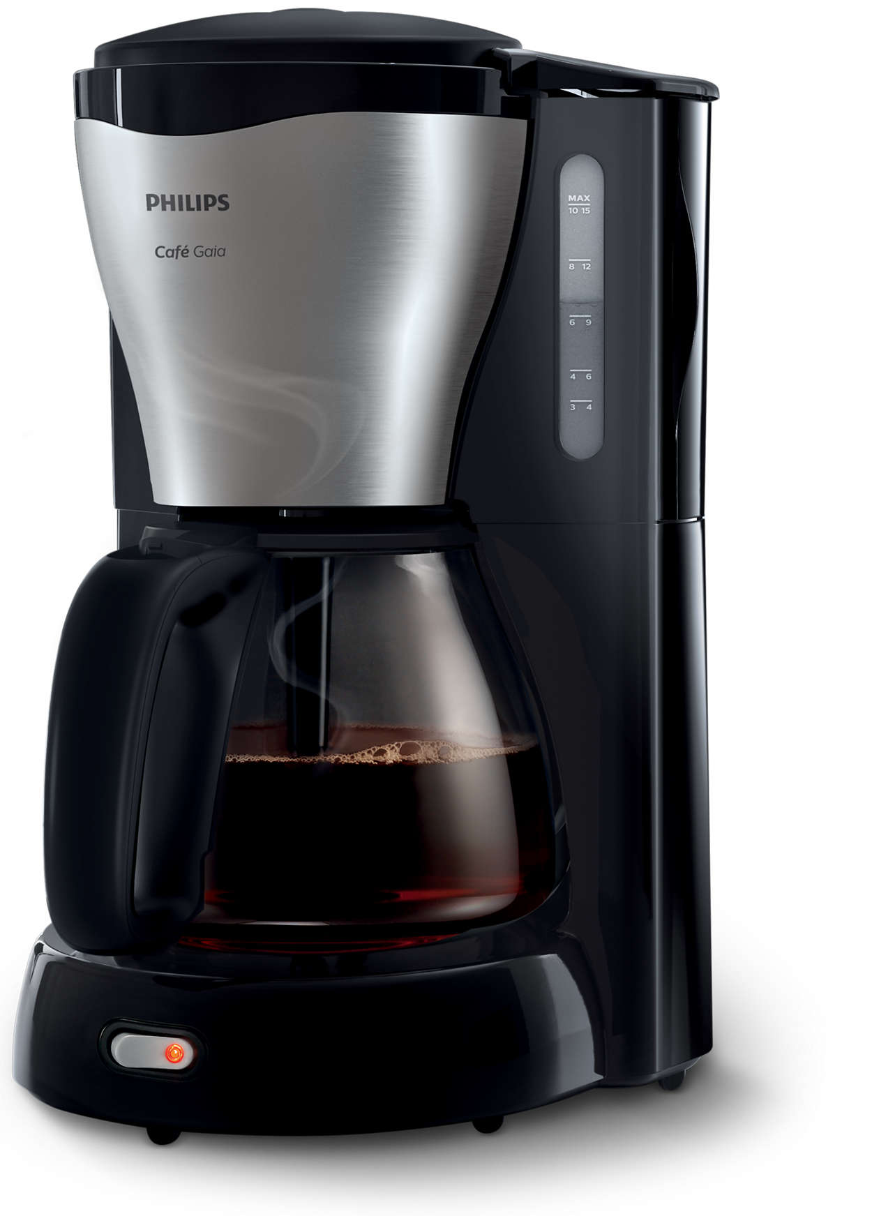 Voller Kaffeegenuss bis zum letzten Tropfen
