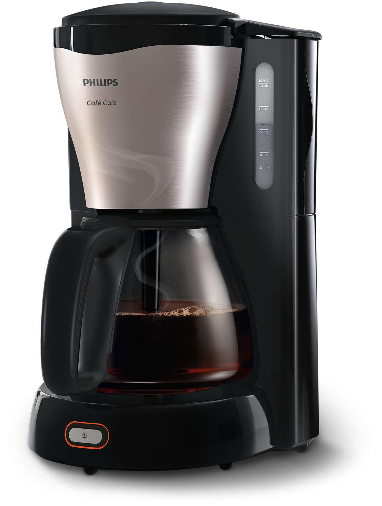 Υπέροχος ζεστός καφές με εμβληματικό design