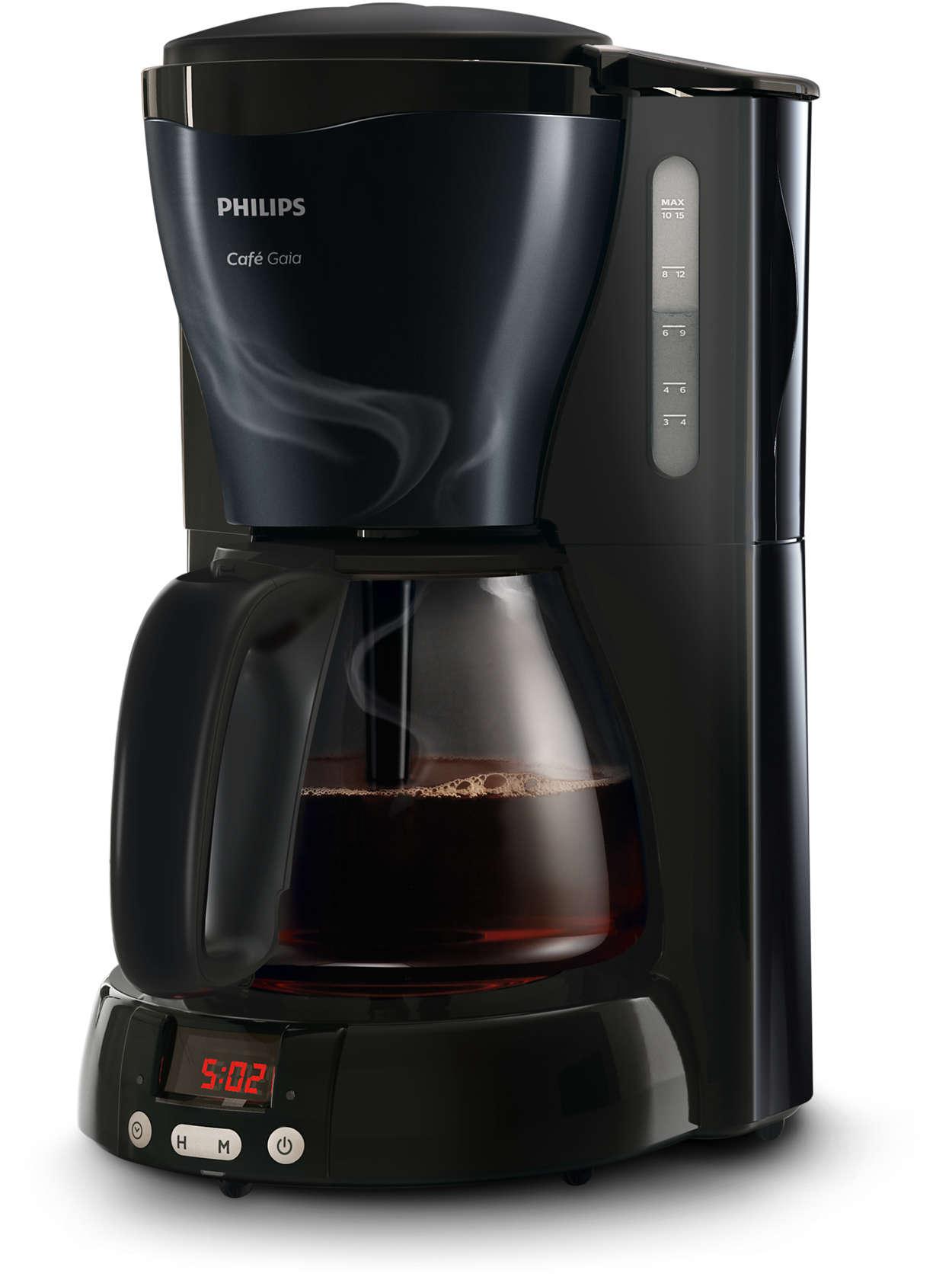 Café caliente y delicioso, en nuestro diseño icónico
