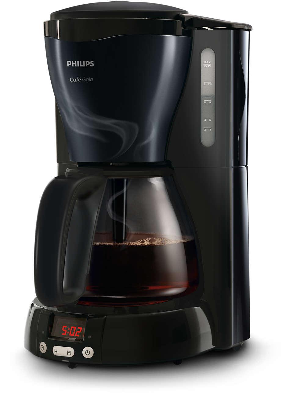 Okusna, vroča kava v naši klasični zasnovi