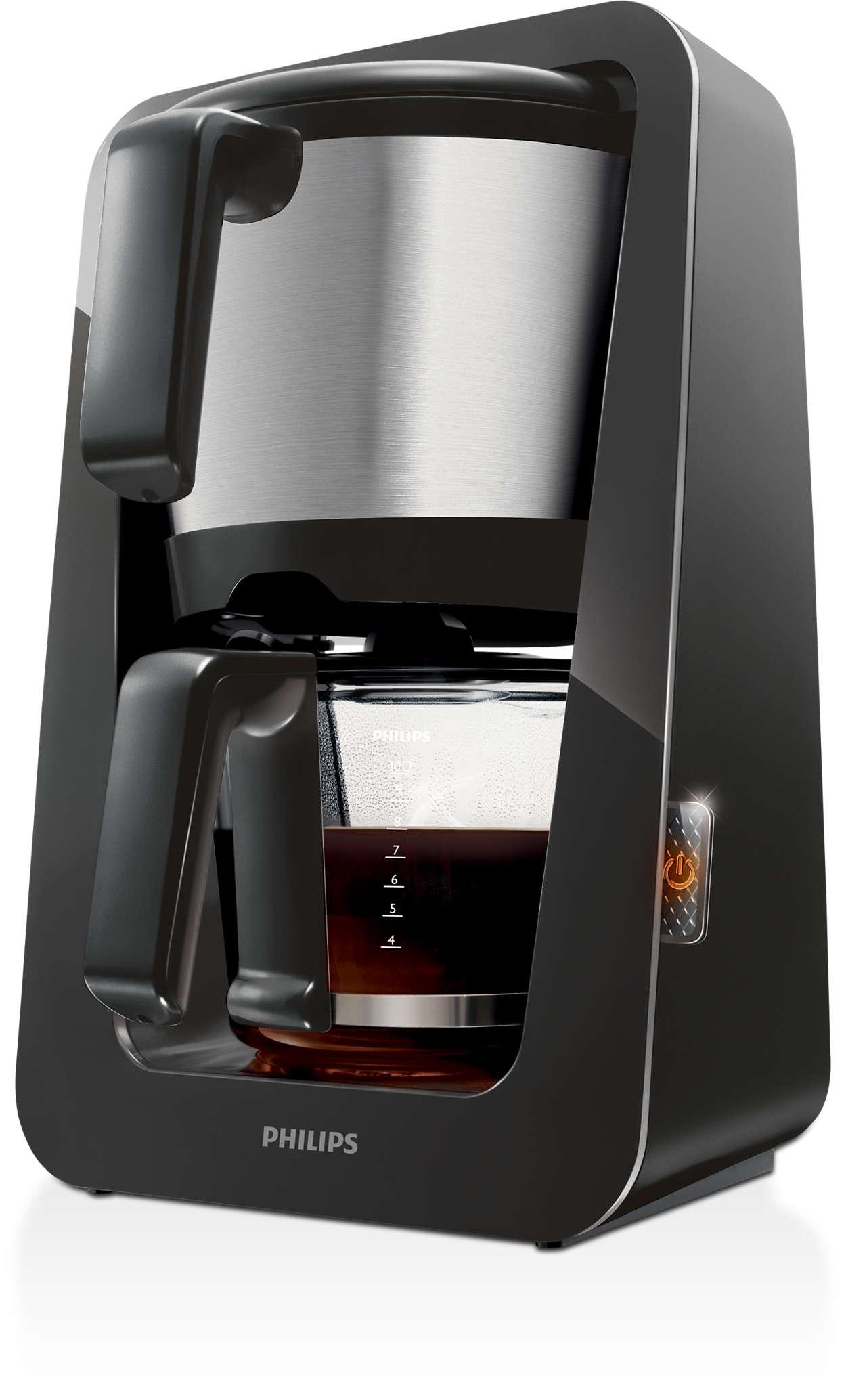Kjernen i den helautomatiske espressomaskinen