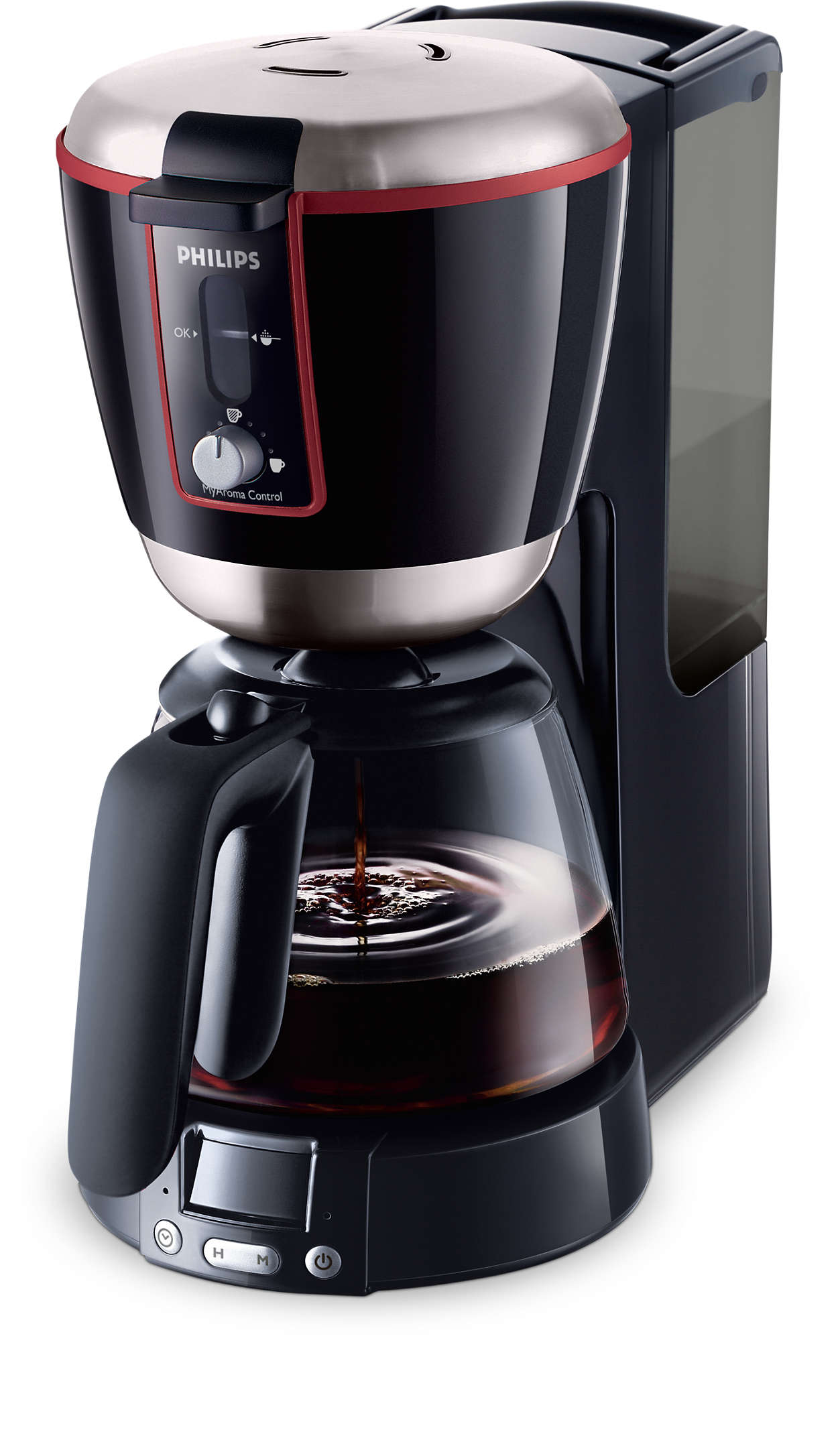Pure Essentials Coffee maker HD7690/90 | Philips
