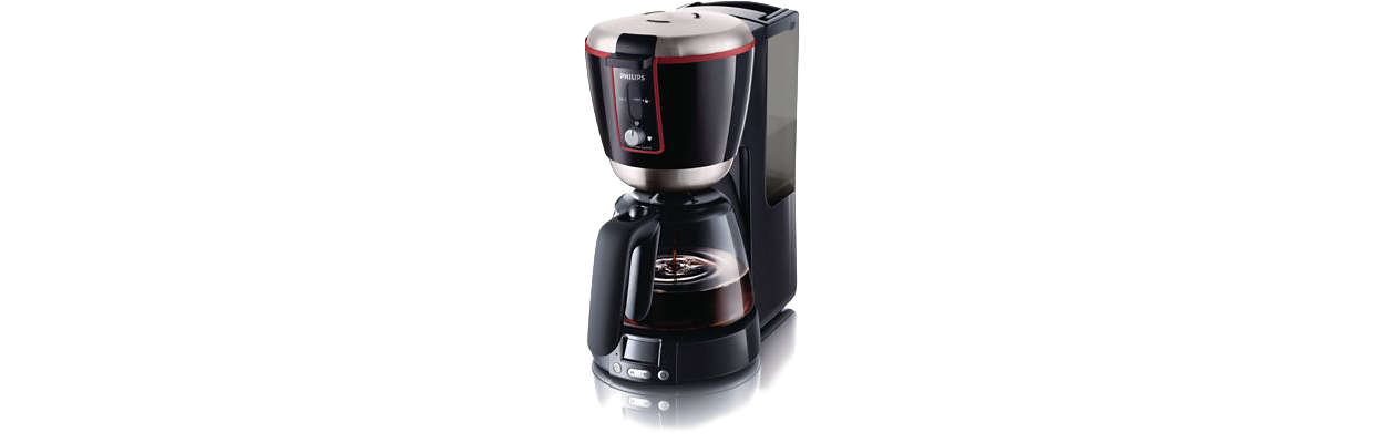 Prepare el café como más le guste
