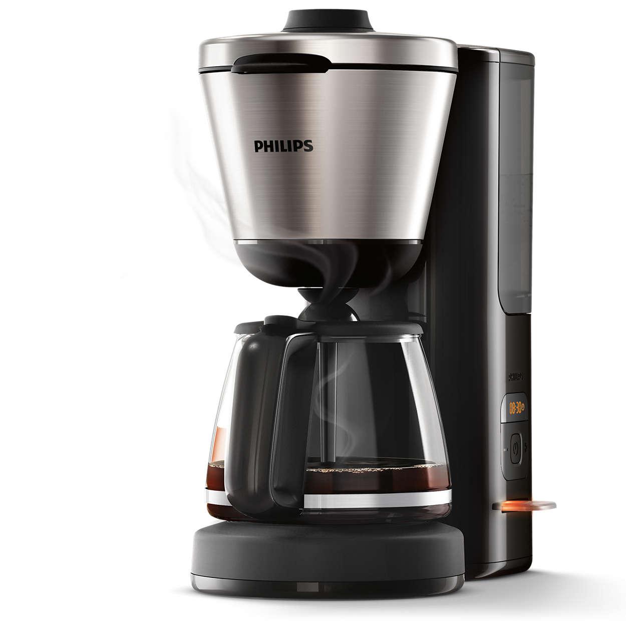 Pripravite kavo povsem po svojem okusu