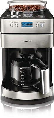 Kaffeemaschinen mit mahlwerk  Grind & Brew Kaffeemaschine HD7740/00 | Philips