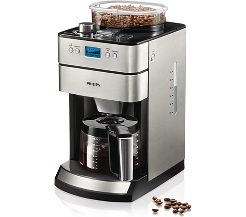 grind brew cafeti re hd7740 00 philips. Black Bedroom Furniture Sets. Home Design Ideas