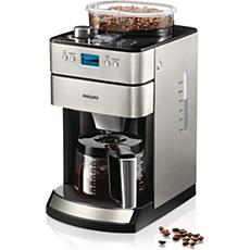 HD7740/00 -   Grind & Brew Koffiezetapparaat