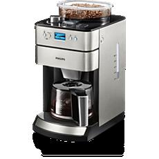 HD7751/00 Grind & Brew Cafetière