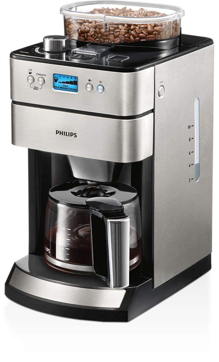 grind brew cafeti re hd7751 00 philips. Black Bedroom Furniture Sets. Home Design Ideas