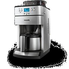 HD7753/00 Grind & Brew Koffiezetapparaat
