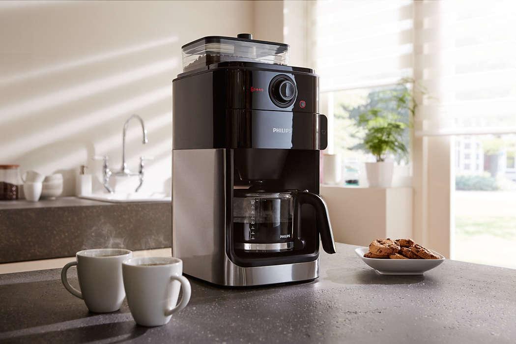Grind & Brew Ekspres do kawy HD7761/00 | Philips