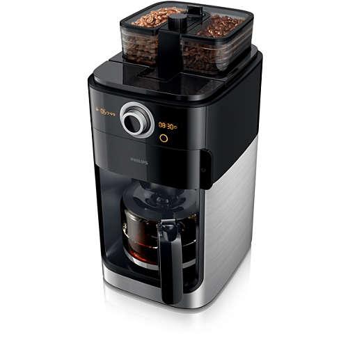 Grind & Brew Coffee maker