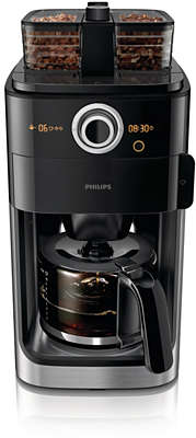 Grind Brew Coffee Maker Hd776200 Philips