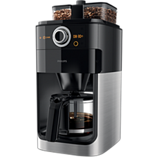 HD7762/00 Grind & Brew Coffee maker