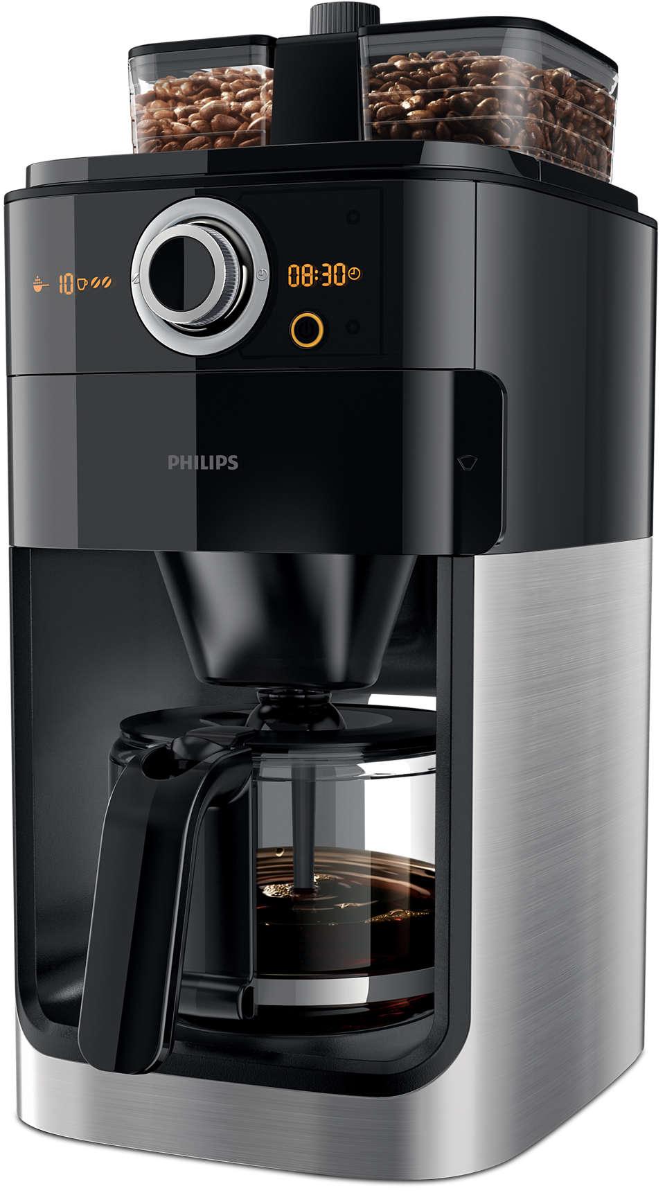 Suurepärase kohvi tagavad värskelt jahvatatud kohvioad