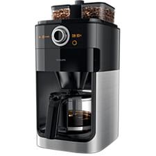 Кофеварка со встроенной кофемолкой
