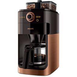 Grind & Brew 咖啡机
