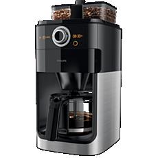 HD7766/00 -   Grind & Brew Cafetière
