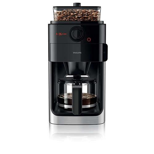 Grind & Brew Kaffeemaschine