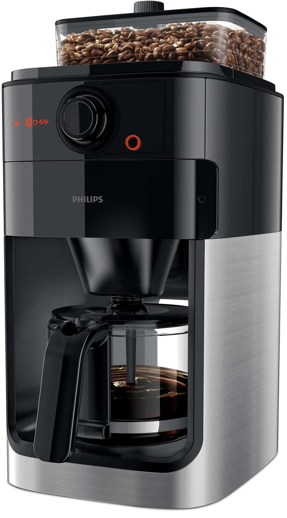 Základem skvělé kávy jsou čerstvě namletá zrnka