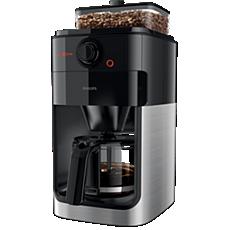 HD7767/00 Grind & Brew Cafetière