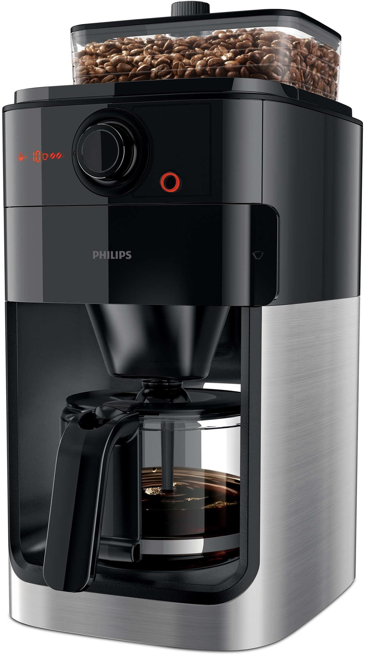 Идеальный кофе только из свежемолотых зерен