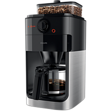 HD7767/00 Grind & Brew Кофемашина